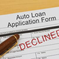 Auto Loans Shrink For Borrowers With The Worst Credit